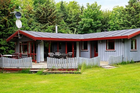 Fantastic Holiday Home near Roslev with Sauna