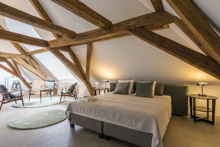 EXCLUSIVE: Private loft in the heart of Bruges