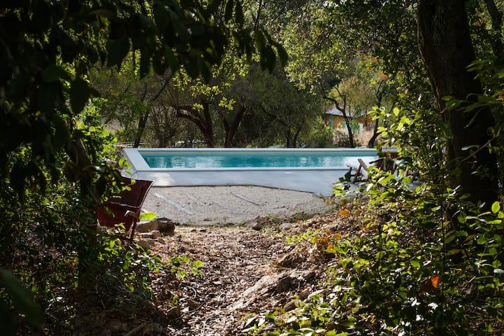 Arterravilla, a hidden sanctuary.