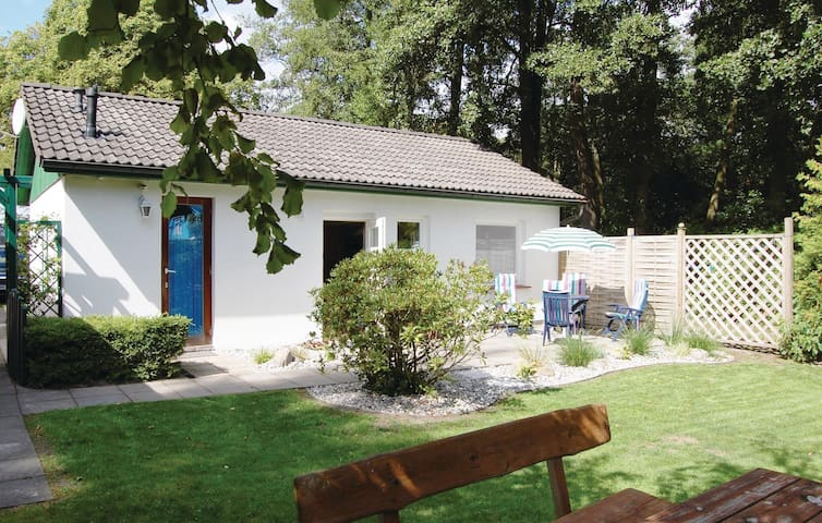 Holiday cottage with 1 bedroom on 45 m² in Prerow