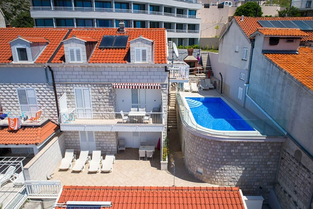 view apartman plus pool