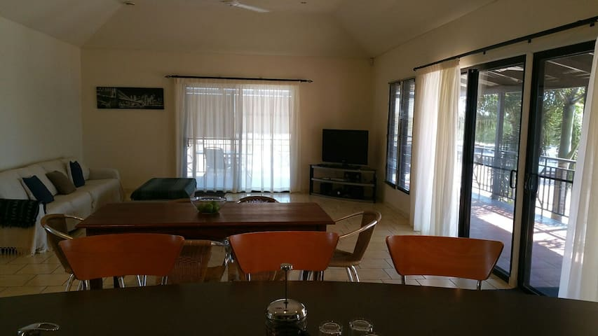Penthouse Apartment Chinatown Broome - Broome - Departamento