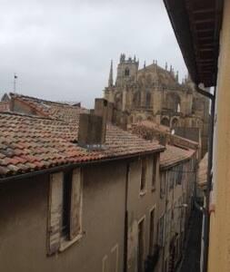 petite chambre sympa - Narbonne - Apartment