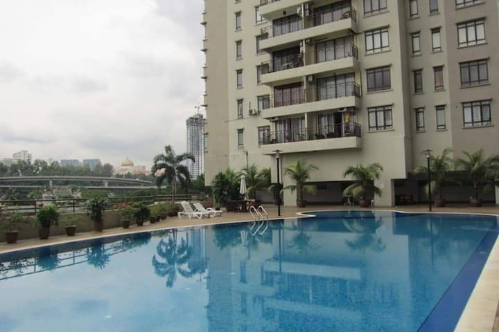 Room for rent @ Rivercity Condo..Jalan Ipoh