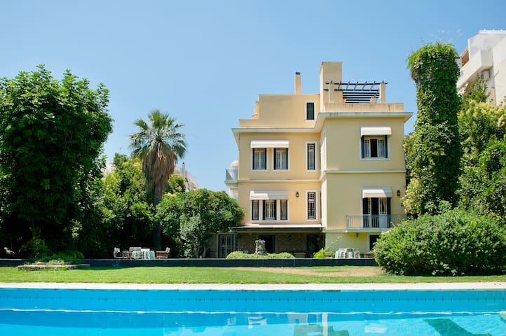 Villa Jacaranda - Glifada - วิลล่า