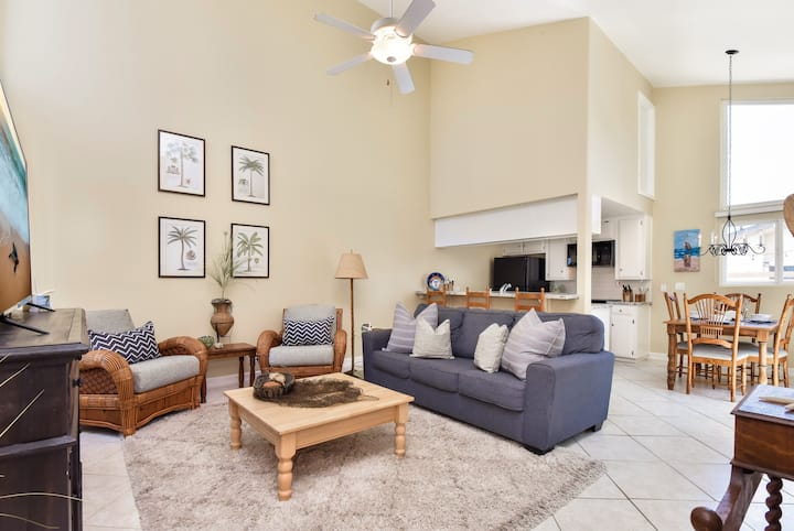 4th St 2 Bedroom Unit at our Oceanfront Home