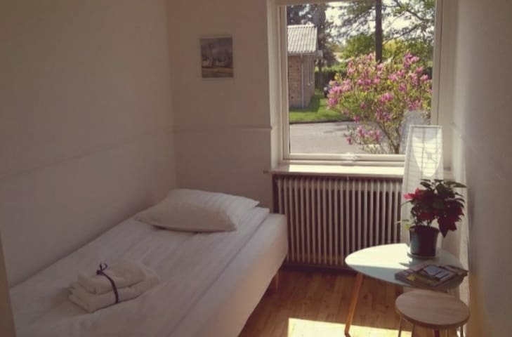 Cozy PRIVATE ROOM in Herning Villa!