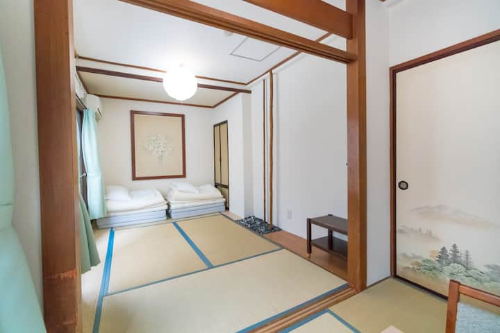 3min Yokohama station Japanese Room A