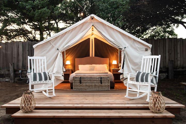 Beautiful Glamping Tent in Marina, Ca #1