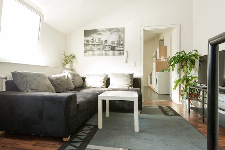 Stylishes Appartement b. Heidelberg