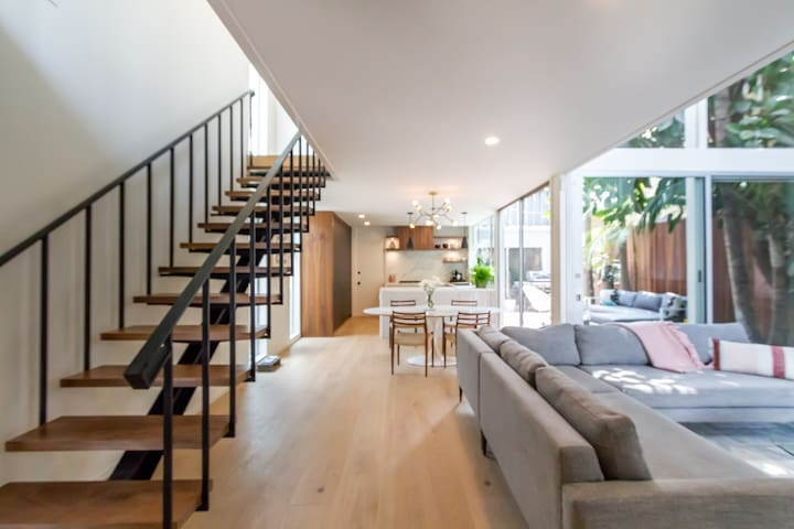 NEW LISTING!! Designer Mid Century Modern Home