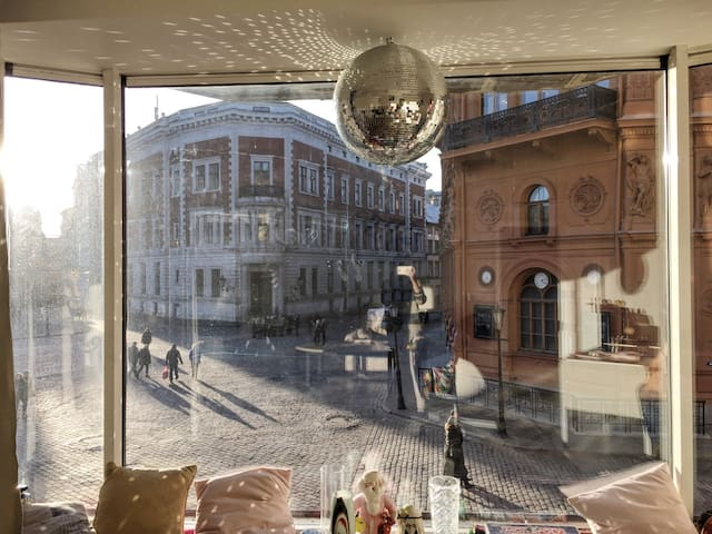 Big apartment in the heart of Old Town - Riga