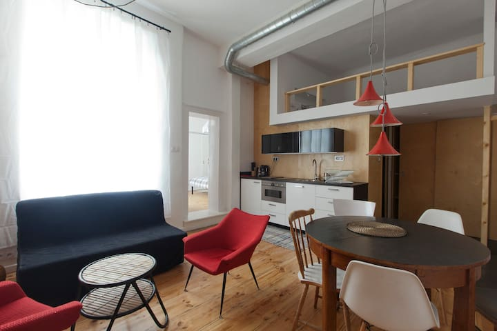 Apartment in the heart of Wroclaw