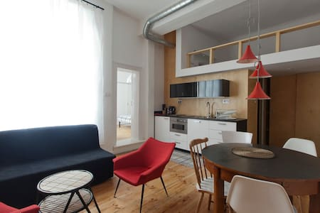 Apartment in the heart of Wroclaw - Breslau