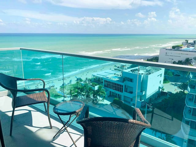 ★ Beach front n Miami Beach Sunny Isles Hallandale