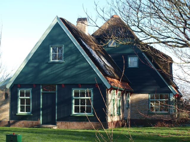 Family farmhouse in the countryside - Schellinkhout - House