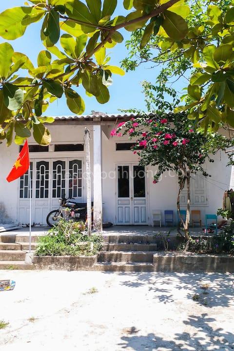 Rekreační dom- Cham ostrov