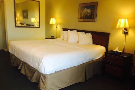 M Star Hotel King-Room 209 - Rapid City