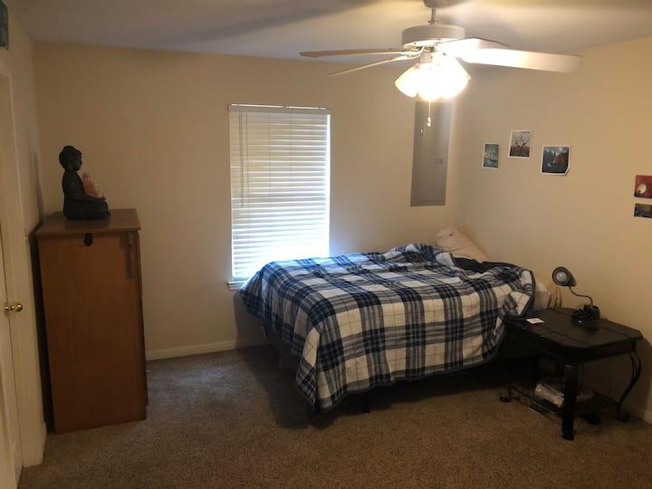 Cozy Waco Bedroom