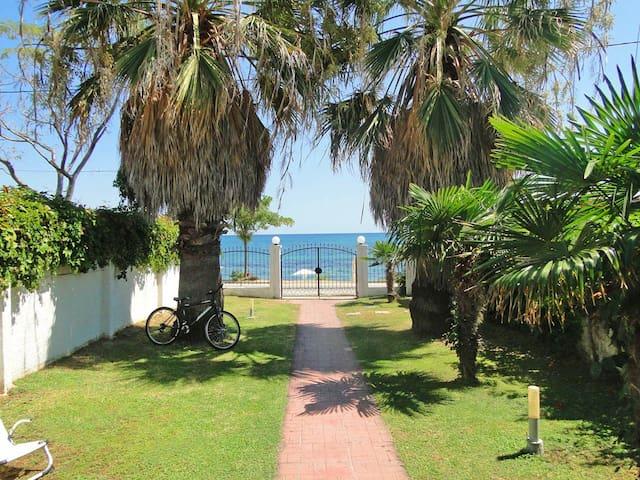 Avdira Seaside House