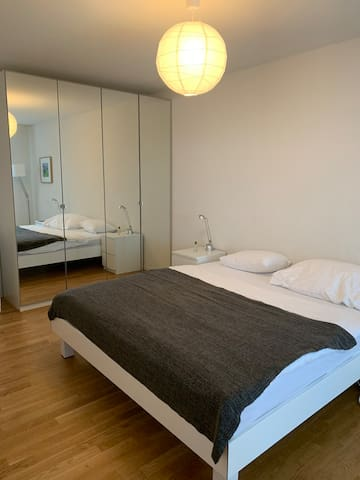 Luxurious executive flat - next to Messe- room
