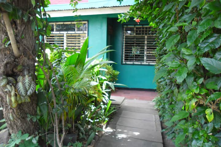 Maria homestay in Matagalpa.