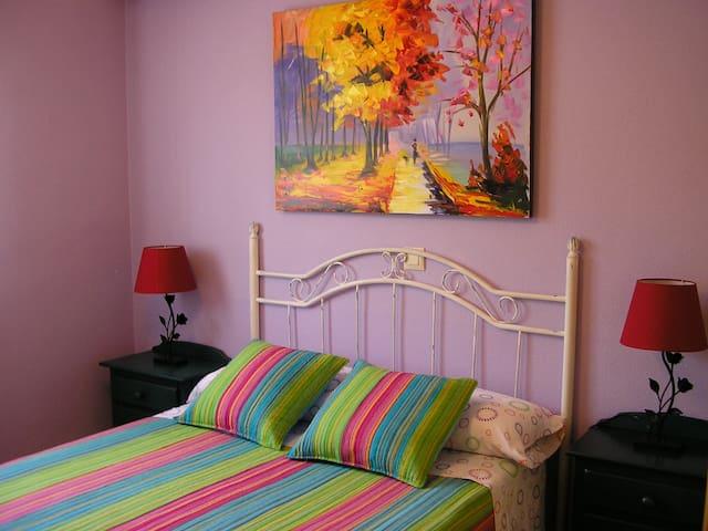 Apartamento de calidad junto a Piscinas Naturales - Navaluenga - Leilighet