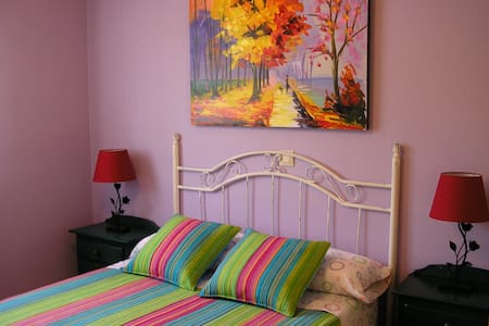 Apartamento de calidad junto a Piscinas Naturales - Navaluenga - Wohnung