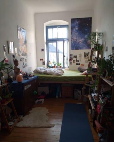 WG-Zimmer frei in Pieschen/ Dresden - nahe Elbe