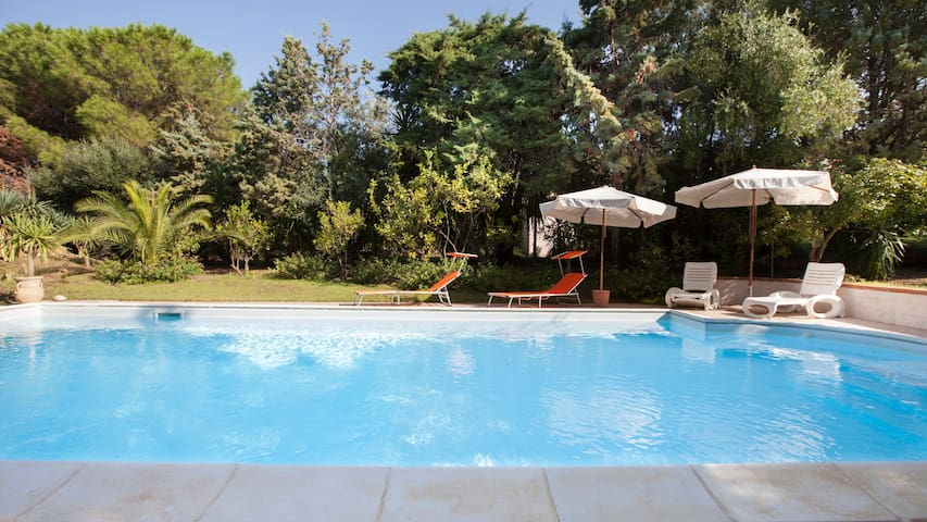 Villa Wanda with private pool, Sardinia South East
