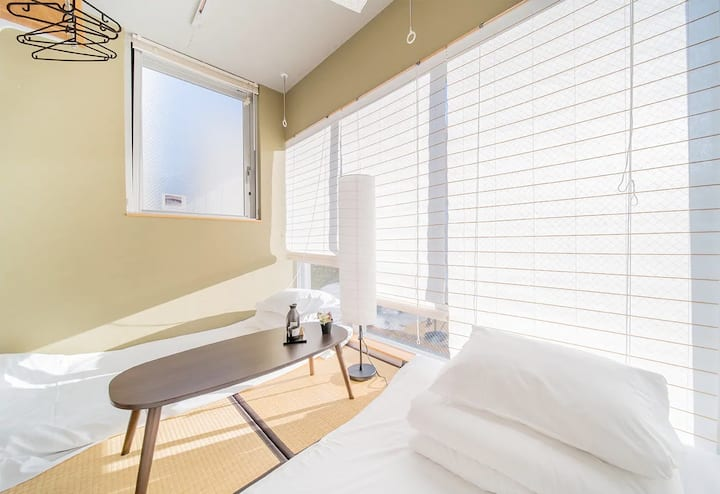 R302 Cozy Apt at Ebisu walk around 5min Free Wi-Fi
