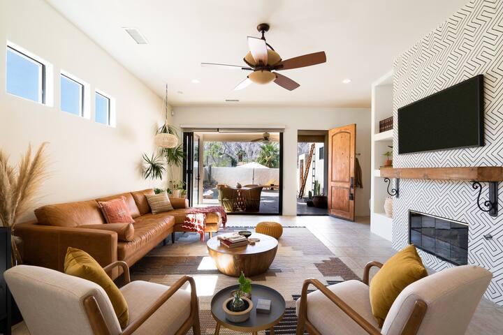 Indoor outdoor concept Villa