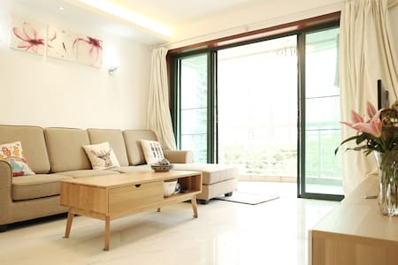 Cozy APT close to sea word/shekou ferry/sz bay - Shenzhen - Leilighet