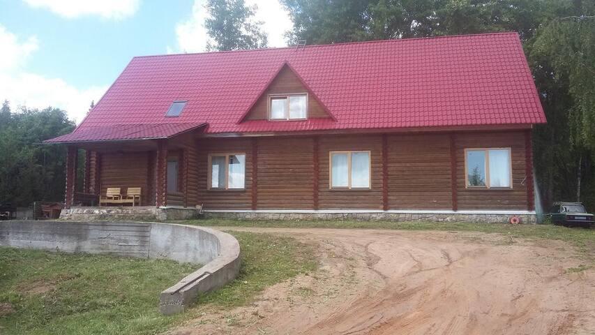 Апартаменты в Кантри Хауз Лисьи Горки