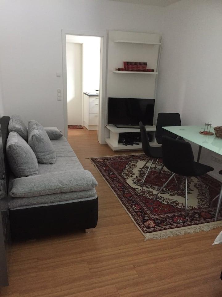 Neubau Appartment direkt an Regensburg