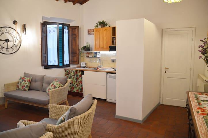 Appartamento Chianti Storico a Gaiole in Chianti