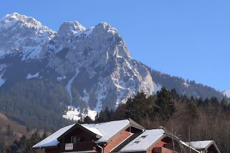 Bernex Appartement Ski-Randonnées-Détente-4 pers.