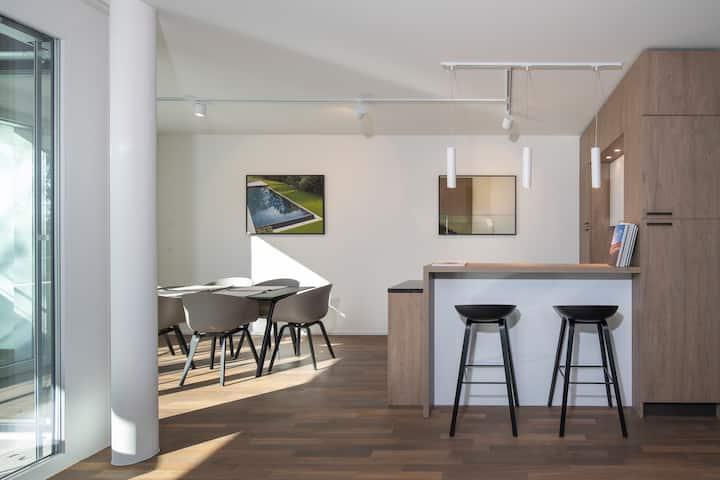 Appartement Prestige avec terrasse D11