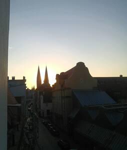 Lübeck Altstadt separates Zi. mit schöner Aussicht - Lübeck