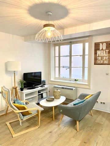 Superbe Studio climatisé hypercentre - Presqu'île