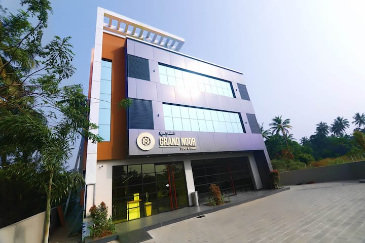 Grand Noor: - Boutique Hotel Palakkad
