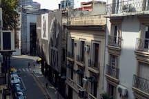 A metros de Alto Palermo