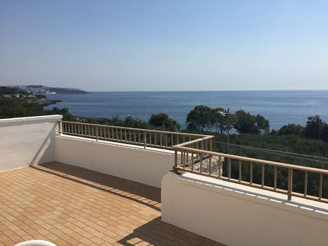 Casa Claudia,amzing view house terrace,