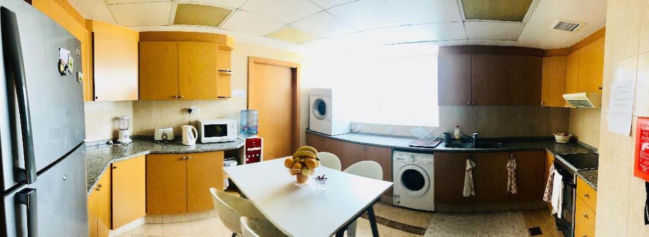 DIFC area-Dubai-lovely bedroom-5 stars hotel flats