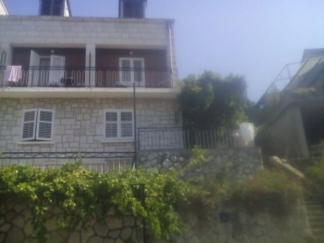 Accommodation in National park Mljet