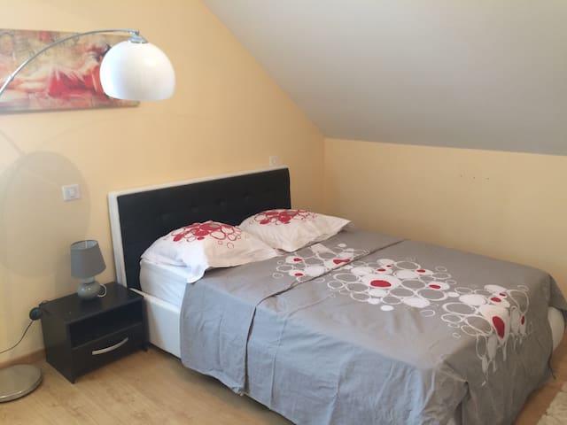 Très jolie chambre calme et cosy - Lons - Rumah