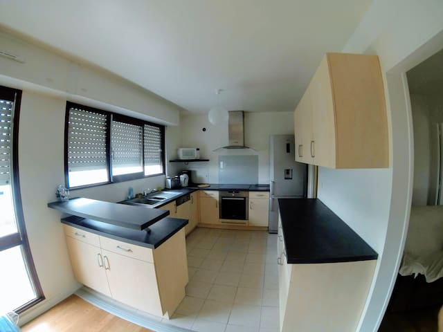 Appartement colocation 4 chambres