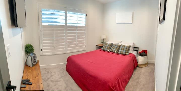 Private Ballpark District Bedroom