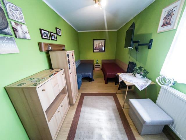Pokój mały - 2 osobowy