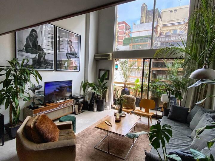 Design Loft in Best Palermo